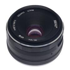 Meike 25mm F/1.8 Prime EF-M Lens APS-C for Canon EOS M3 M5 M10 M50 M100 ILDCs