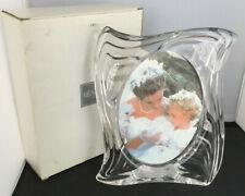 Mikasa Emotion Glass  Wedding Picture Frame  41/2 x 61/2
