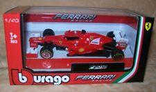 MODELLINO BURAGO RACING FERRARI F 2012 1:43 cod.11462