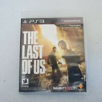 The Last of Us PS3 Playstation 3 Fast Shipping