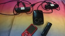 2X SONY NWZ- 1XW273S+ 1XSONY NWZ-B183+ 1X Sony NW-A3000 60GB+1X Sony NWZ-S639