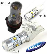 Lampada P13W, T10 W5W, T15 W16W 6000K LED CREE 25W 500LM CANBUS AUDI A4 B8 S4