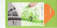 Finland 2016 MNH - EUROPA - Think green - 1st class stamp