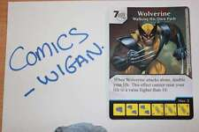 MARVEL DADI Masters PROMO CARD: Wolverine a spasso il proprio percorso OP KIT Premio