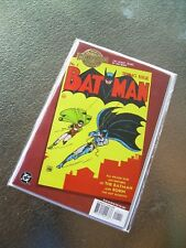 BATMAN #1 NM- Millenium Edition Reprint Bob Kane & Jerry Robinson Art 1940-2001
