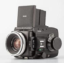 Rolleiflex SL 66E+Opton PL 2,8/80mm+Magazin  SHP 62563