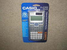 Brand New Casio fx-115ES Plus Scientific Calculator Natural Textbook Display