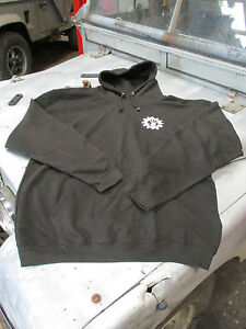 Black Paw 4x4 Hoodie Land Rover Specialist