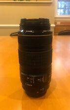 Canon EF 70-300mm f/4-5.6 IS USM IMAGE STABILIZER Zoom Lens
