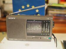 Sony ICF-SW11 - portable radio black