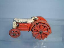 DINKY TOYS 22E FARM TRACTOR IN WELL USED SOME FATIGUE ON WING  *RARE*  SEE PICS