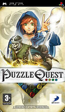 Puzzle Quest: Challenge Of The Warlords - PSP