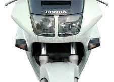 Schwarze Front Blinker Honda VFR 750 VFR750 RC36 RC 36 smoked front signals