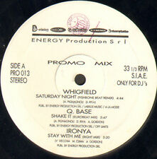 VARIOUS (WHIGFIELD / Q. BASE / IRONYA / SANDEE / UNDER RHYTHM) - Promo Mix 13