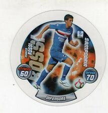 FIGURINA EDIBAS ATOMIC FOOTBALL 2009/2010 SAMPDORIA ROSSI
