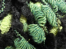 (119 €/ kg): 700 Gramm Gedifra MARACHELLA, Fb.2567 grün/schwarz #1719