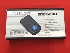 200g X 0.01g Pocket Digital Scale Portable Gram Fuzion Edge Kitchen Jewelry Herb