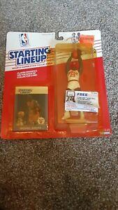 Michael Jordan 1988 Chicago Bulls Kenner Starting Lineup Figure. NBA.