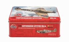 More details for airfix metal tin - supermarine spitfire mk 1 by hornby hobbies - brand new