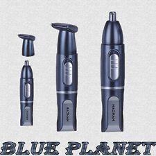 Nuevo Eléctrico Inalámbrico Nose Hair Trimmer & Afeitadora 2 En 1 Reino Unido Envío rápido bl011