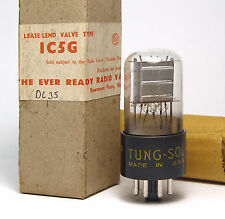 Tung Sol 1C5G / 1C5 G Batterie-Röhre, Valve for Battery Tube Radio, NOS