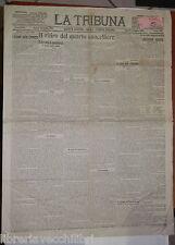 12 luglio 1909 Quarto cancelliere Agganciamento dei treni Bulow Scavi di Ferento