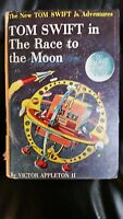 Tom Swift in The Race to the Moon (Hardcover, 1958, Victor Appleton II)