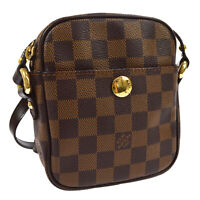 LOUIS VUITTON RIFT CROSS BODY SHOULDER BAG PURSE SR0095 DAMIER N60009 AK38237e