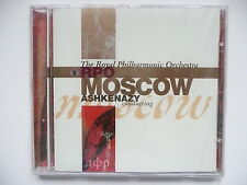 RPO in Moscow - Ashkenazy conducts Walton Symphony No 2 Mussorgsky & Ravel CD
