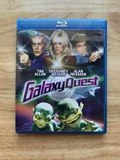 Galaxy Quest - 1999 (Blu-ray Disc, 2009)