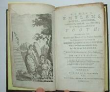 Choice Emblems, Natural, Historical, Fabulous, Moral & Divine, 1793, Woodcuts