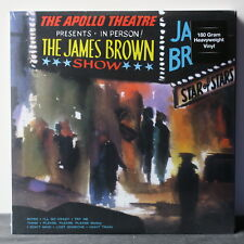 JAMES BROWN 'Live At The Apollo' 180g Vinyl LP NEW/SEALED