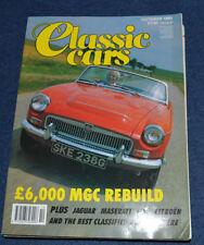 April Cars, Pre-1960 Transportation Magazines