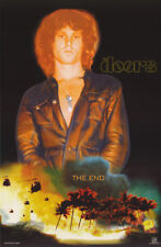 Poster :Music : Doors - The End - Jim Morrison Free Shipping ! #9037 Lc19 K
