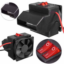 Portable 300W Heating Heater Hot Fan Defroster Demister For Most 12V Car Vehicle