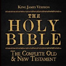 The Holy Bible - King James Edition - All Tagged on MP3 DVD - DOWNLOAD