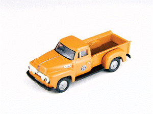 Classic Metal Works # 30236 1954 Ford F-350 MOW Pickup Southern Pacific HO MIB