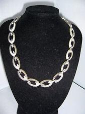 Trifari Silver Vintage Costume Jewellery