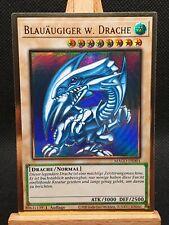 Yu-Gi-Oh! Blauäugiger W. Drache GOLD RARE MAGO NEAR MINT DEUTSCH 1.Auflage