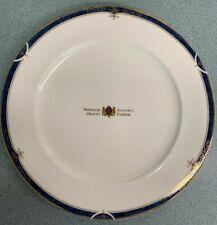 Vintage Nostalgie Istanbul Orient Express Topmarked Dinner Plate Momoyama Japan