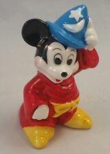 Disney Figure Mickey Mouse as the Sorcerer's Apprentice Ceramic (B12)