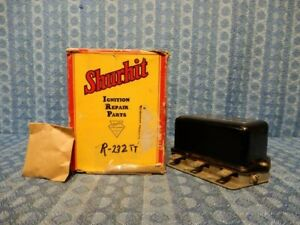 1961 Studebaker Lark 1961-1963 Checker Superba NORS Voltage Regulator #R-232TT