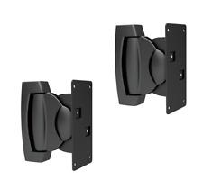ViiRO VO-SM03 - 10kg Universal Speaker Wall Mount Bracket Pairs