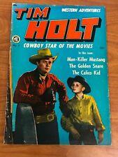 Tim Holt #7 Marvel Comics 1949 VG/FN