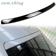 PAINTED AUDI A4 B8 SEDAN REAR ROOF SPOILER WING ABS 12 NEW #LY9B ○