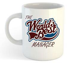 The Worlds Best Manager Mug