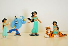 Mattel Disney Aladdin Playset Action  Figures   Lot   Cake Toppers