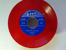 """The Bells 45 rpm """"What Can I Tell Her Now"""" RAMA 166 on RED-WAX"""