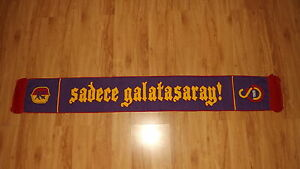 FANSCHAL / SCARF  GALATASARAY ISTANBUL !!!