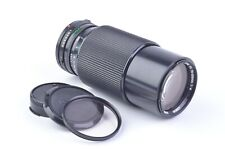 EXC+++ CANON 70-210mm F4 FD MOUNT ZOOM LENS, CAPS, FOR CANON 35mm CAMERAS +SKY